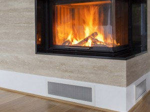 how to clean and maintain your fireplace glass