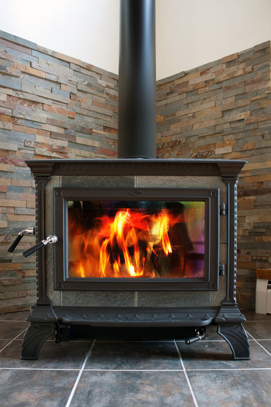 Fine Tips To Prevent Soot Build Up On Wood Stove Glass Interior Design Ideas Ghosoteloinfo