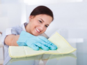 Cleaning Tips for Glass Tabletops
