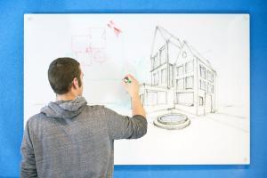 custom glass whiteboards