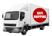FREE and Guaranteed Safe Shipping Guaranteed
