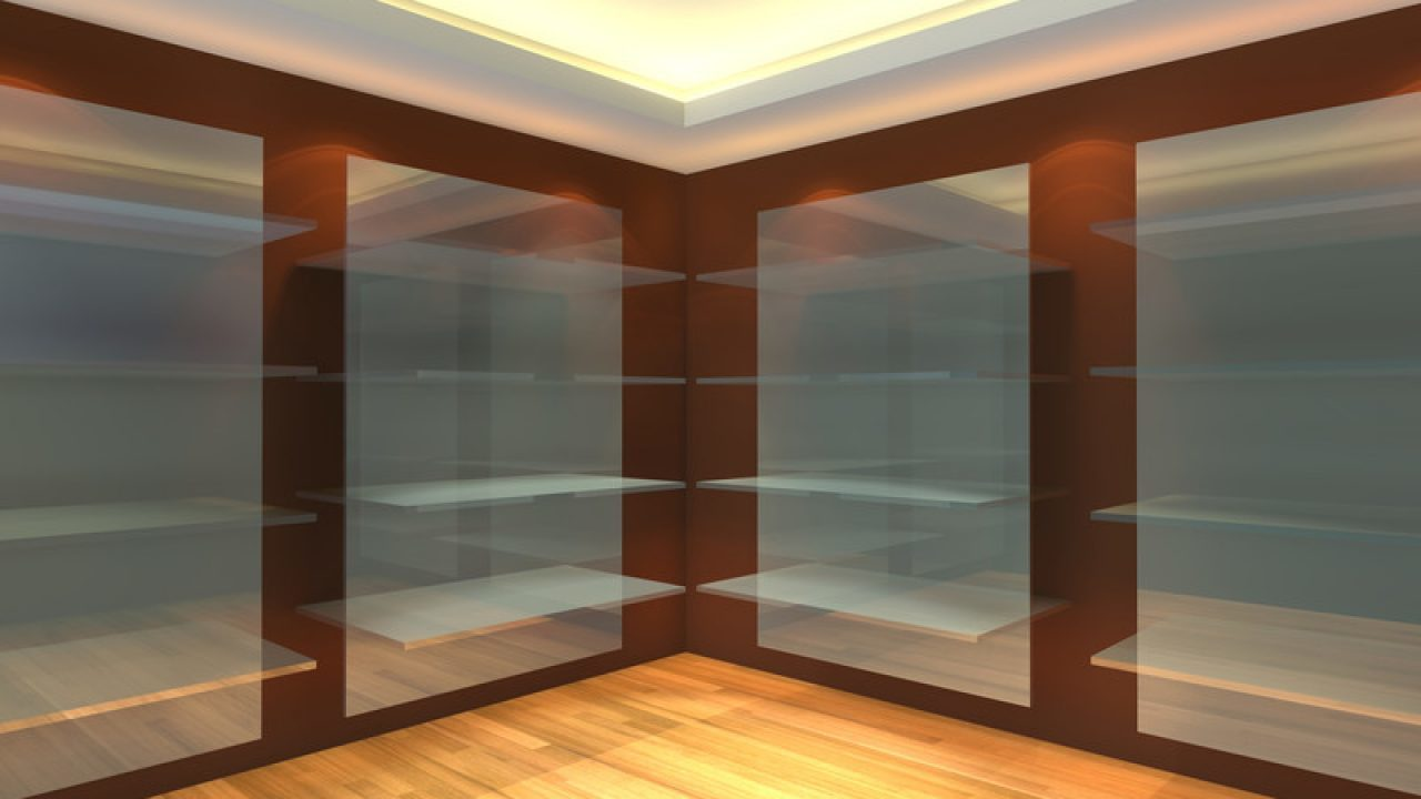 tempered glass wall shelves 1