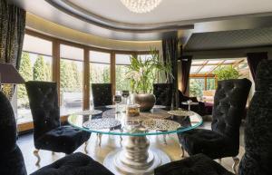 tempered glass furniture