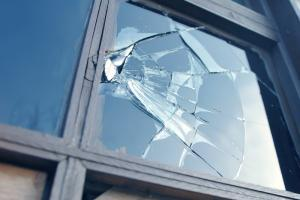 replacing broken windows