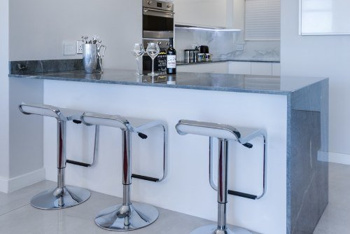 tempered glass kitchen countertops