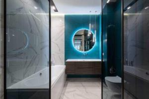 shower door installation - how to install shower door