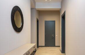 standard door size